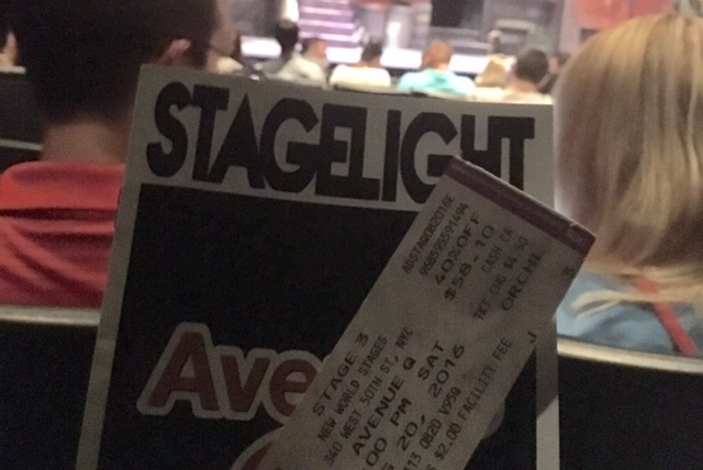 Review: Avenue Q, New World Stages