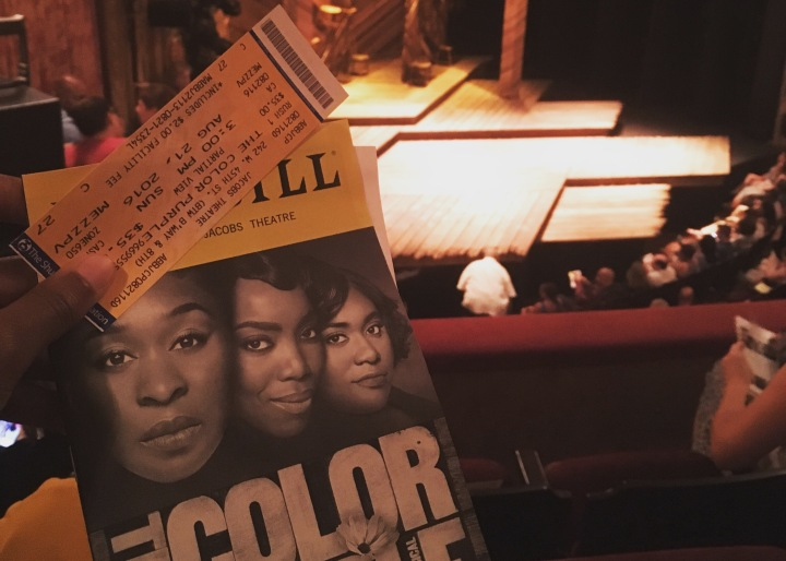 Review: The Color Purple, Bernard Jacobs Theatre