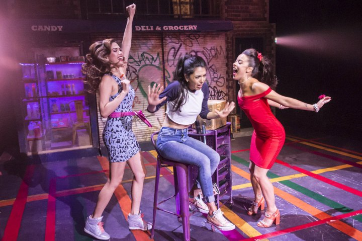 Review: In The Heights, Kings Cross Theatre