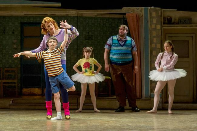 Review: Billy Elliot, Bristol HippodromeTheatre