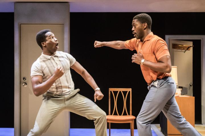 Review: One Night in Miami, Donmar Warehouse