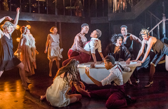 Review: The Wild Party, The Other Palace Theatre