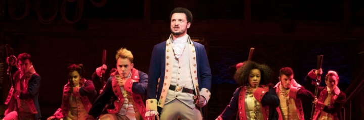 Review: Hamilton, Victoria Palace Theatre⋆⋆⋆⋆