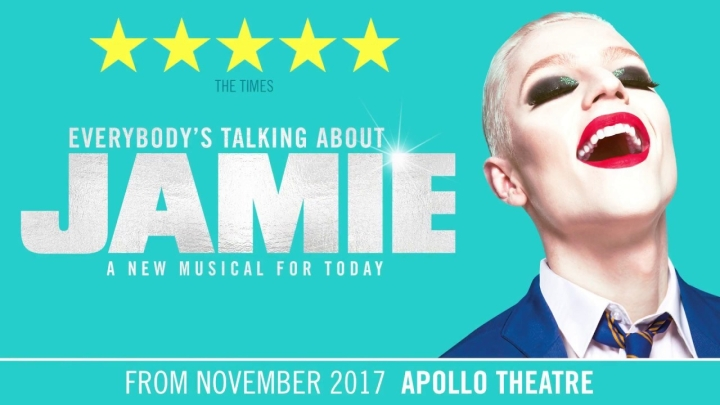 Review: Everybody's Talking About Jamie, Apollo Theatre⋆⋆⋆⋆