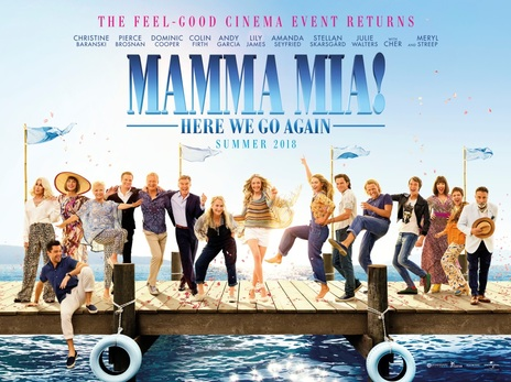 Review: Mamma Mia! Here We Go Again ⋆⋆⋆⋆