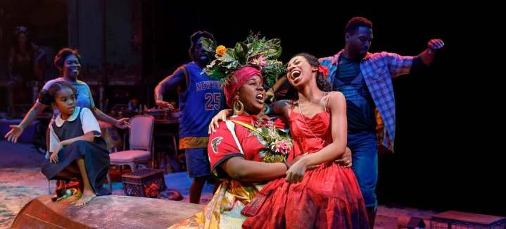 Review | Once on this Island, Circle in the Square Theatre ⋆ ⋆ ⋆ ⋆