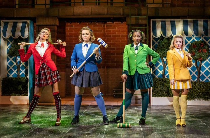 Review | Heathers, Theatre Royal Haymarket ⋆ ⋆ ⋆ ⋆