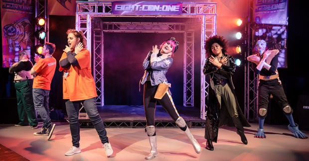 Review | Fanatical the Musical, Playground Theatre ⋆ ⋆⋆
