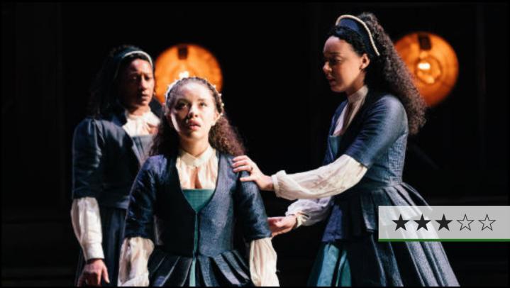 Review | Emilia, Vaudeville Theatre⋆⋆⋆