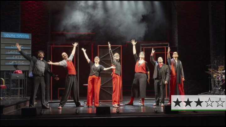 Review | Showstopper! The Improvised Musical, Pleasance Courtyard – The Grand ⋆⋆⋆