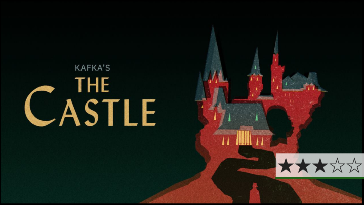 Review | The Castle, Greenside @ Infirmary Street –⋆⋆⋆