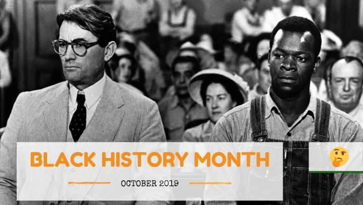 THOUGHTS ON: Black History Month 2019