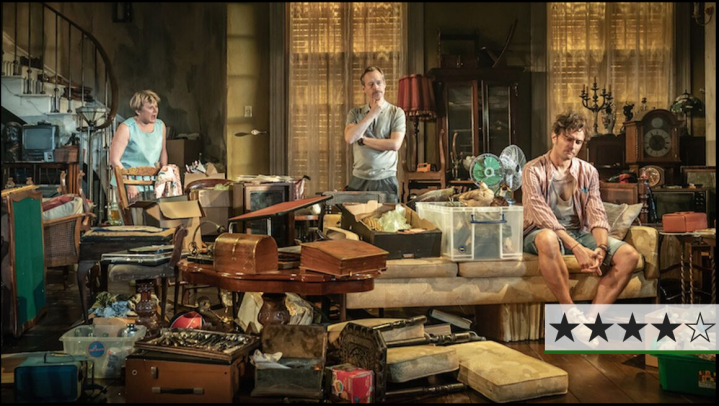 Review | Appropriate, Donmar Warehouse⋆⋆⋆⋆