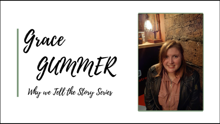 Why We Tell the Story: In Conversation with Grace Gummer