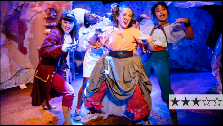 Review | The Fairytale Revolution: Wendy's Awfully Big Adventure, Theatre503⋆⋆⋆