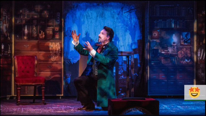 Review | A Christmas Carol, Greenwich Theatre