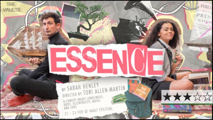 Review | Essence, Vault Festival⋆⋆⋆
