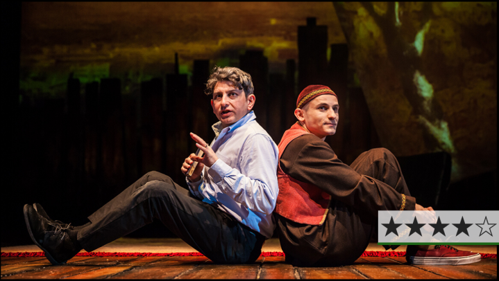 Review | The Kite Runner, Richmond Theatre ⋆⋆⋆⋆