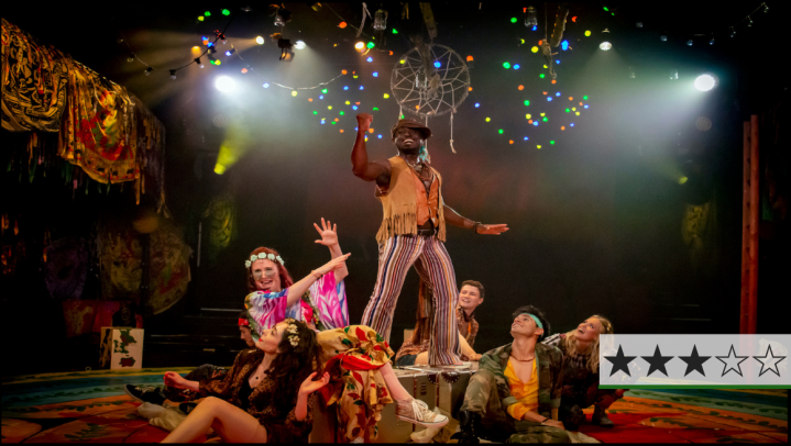Review | Pippin, Charing Cross Theatre⋆⋆⋆